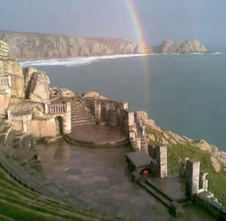 Another pot of gold lands at The Minack