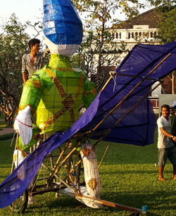 Giant Puppet Project 2017