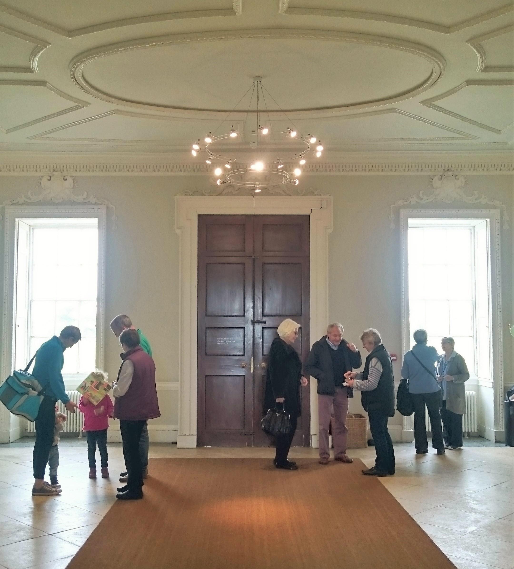 Croome Entrance Hall