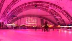 Eden Project ice rink