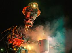 The Man Engine Cardiff 2018