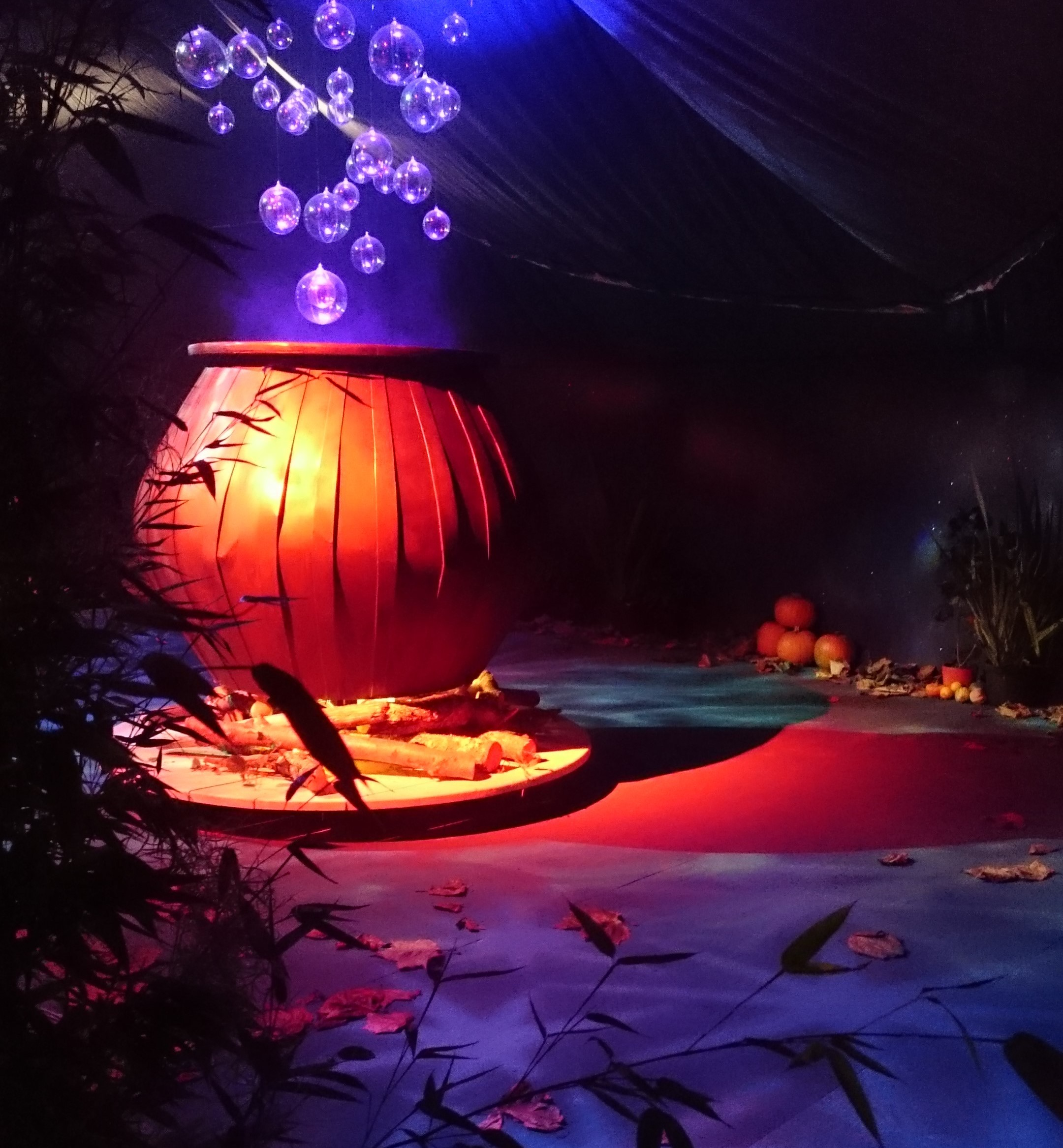 Eden Project Halloweden 2015
