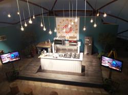 Eden Project Harvest Kitchen 2013