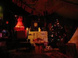 Father Christmas Eden 2013