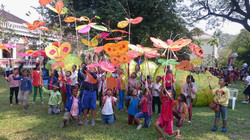 Giant Puppet Project Cambodia 2016