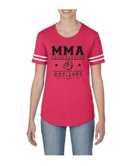 MMA Jersey T (ladies)