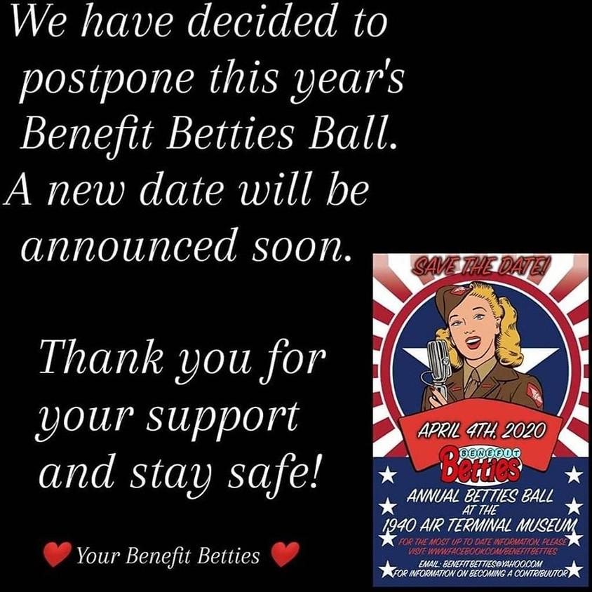 1940's Benefit Betties Ball