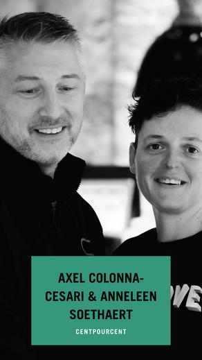 MECHELEIR(S) - AXEL COLONNA CESARI & ANNELEEN SOETHAERT
