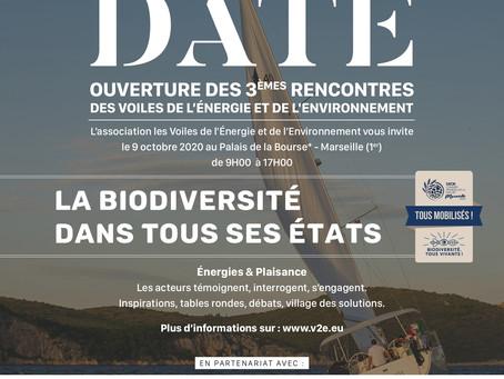 SAVE THE DATE: ouverture de la 3ème édition Rencontres des Voiles de l'Energie et de l'Environnement
