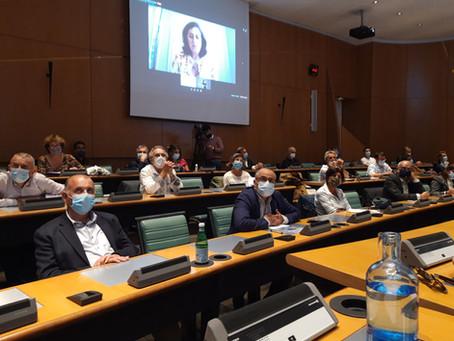 Voile et régates durables: film teaser des débats du 9 octobre 2021 à Marseille, organisés par V2E