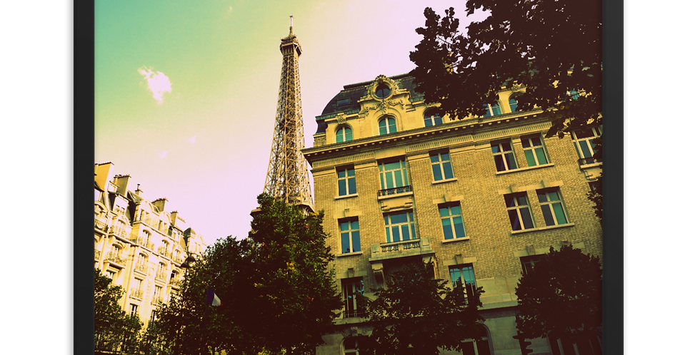"""""""A Morning in Paris"""""""