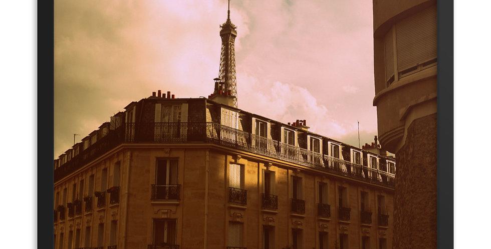 """Cloudy in Paris"""