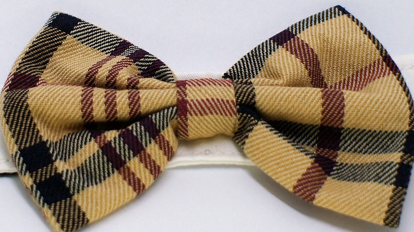 Burberry Bowtie (Add on to collar)