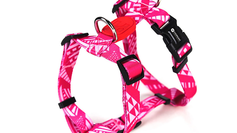Profusion Upgraded H-Harness - Pinky