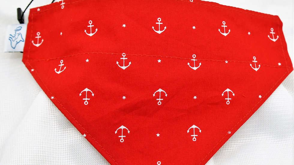 Red Anchor Single