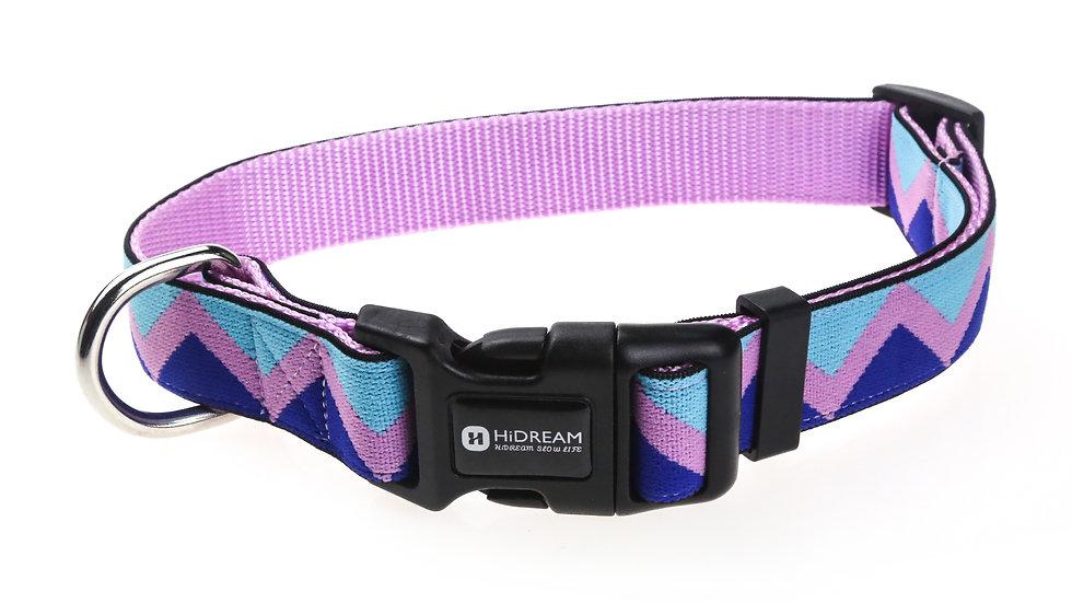 Rainbow Collar - Pink