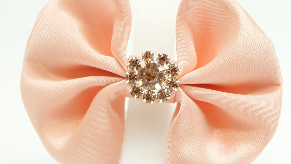 Elegant Pink Standalone Bowtie
