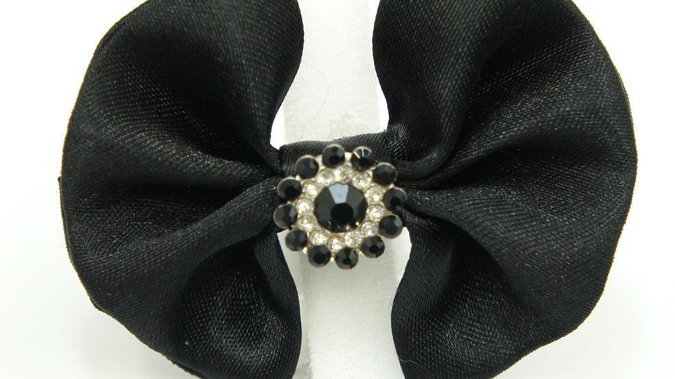 Elegant Black Bowtie