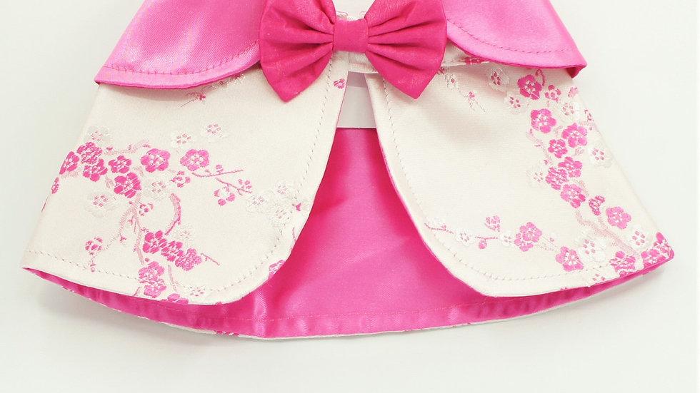 CNY Pink Blossom Cape