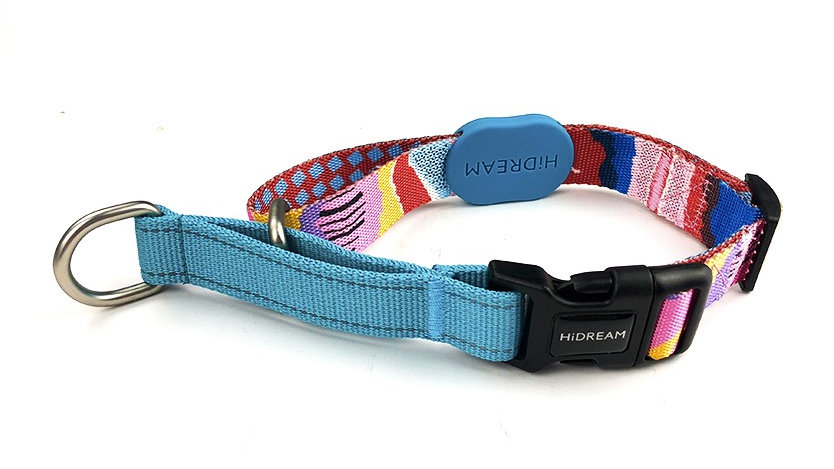Profusion Martingale Collar - Mountain Stamp