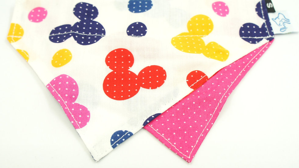 Colorful Mickey Reversible