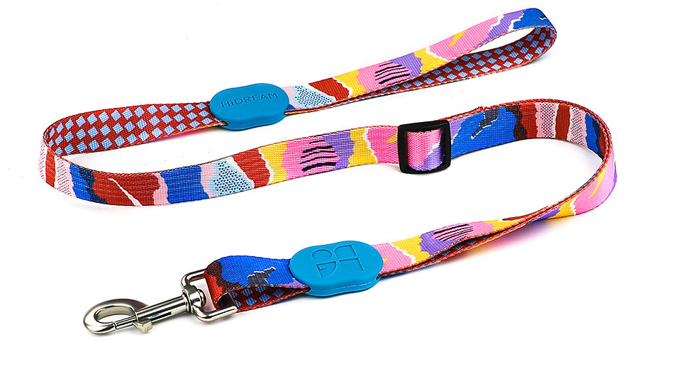 Profusion Leash - Mountain Stamp