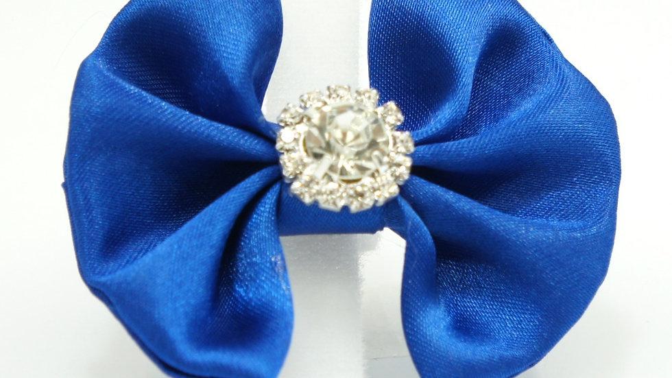 Elegant Blue Standalone Bowtie