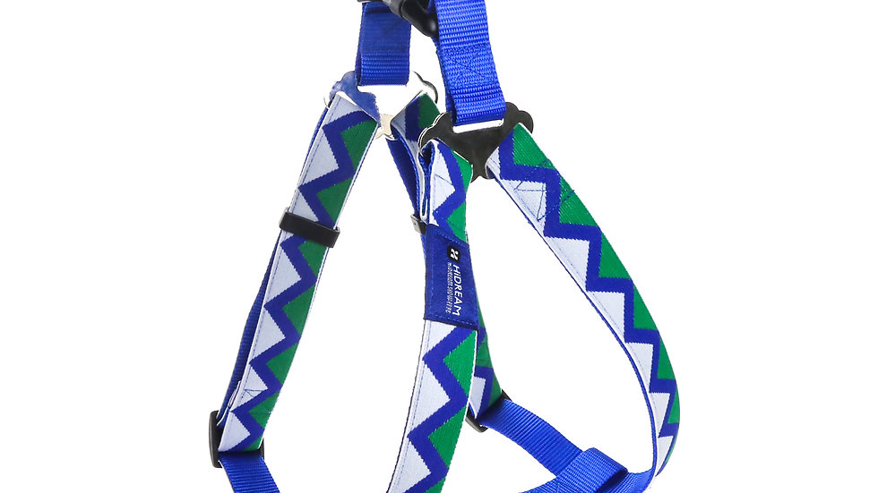 Rainbow Y-Harness - Blue