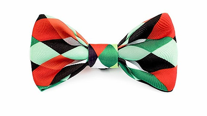 Profusion Bowtie - Pop Art