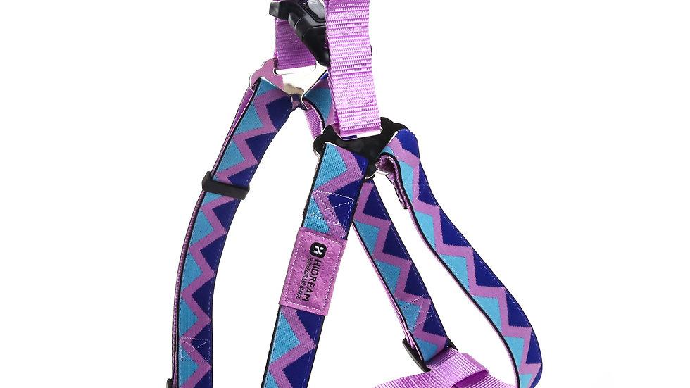 Rainbow Y-Harness - Pink