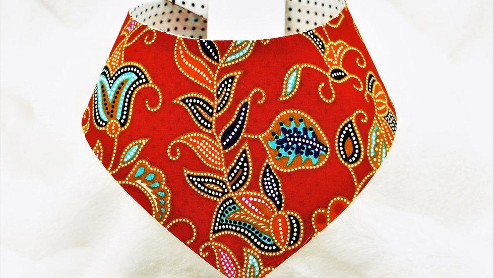 Red Batik Single