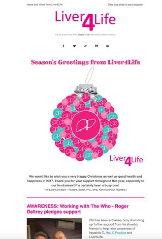 December update from L4L