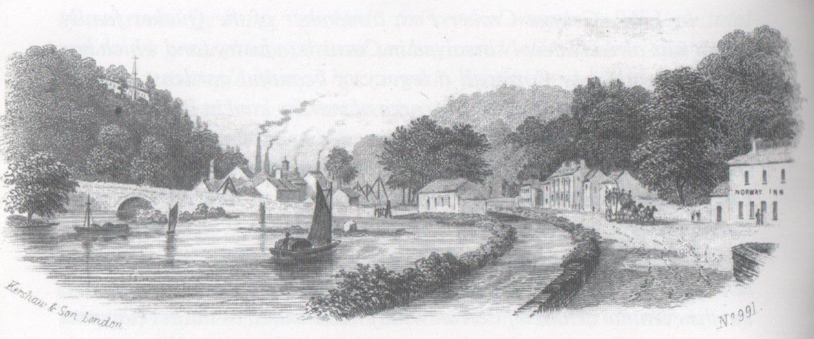 Perran Wharf 1830s