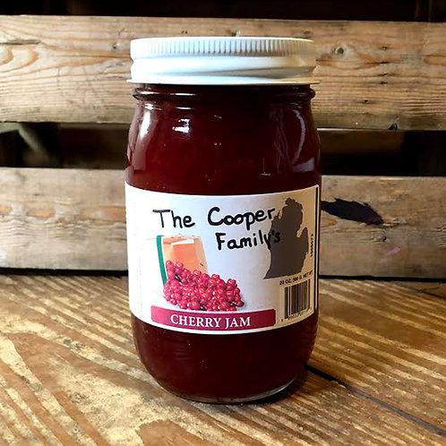The Cooper's Family CherryJam
