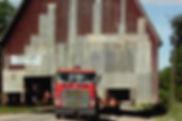 Maybury Farm Barn Moved History