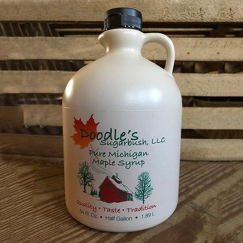 Maple Syrup - 1/2 Gallon