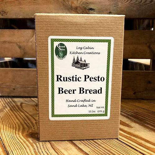 Rustic Pesto Beer Bread Mix