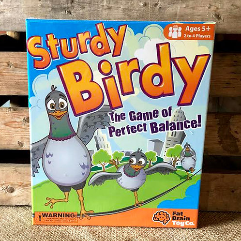 Sturdy Birdy - The Game of Perfect Balance