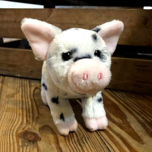 Leroy Black Spotted Piglet