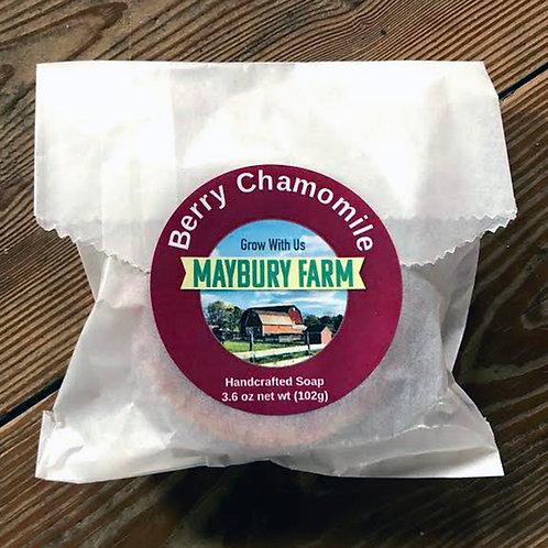 Berry Chamomile Soap