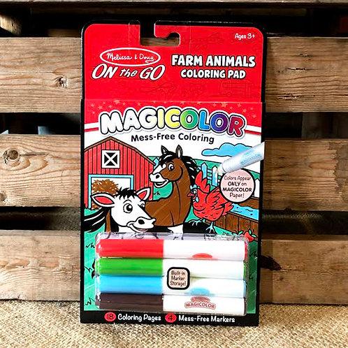 Magicolor Farm Animals