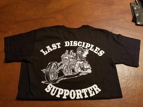 Biker Support T-Shirt