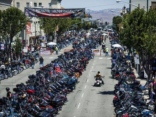 Hollister Independence Rally 2017