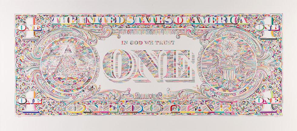 Tom-Friedman-Untitled-dollar-bill-back.j
