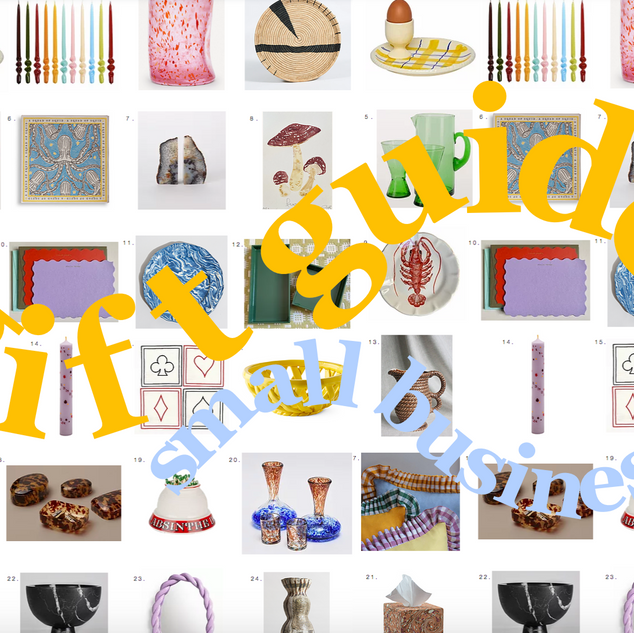 SMALL BUSINESSES: THE CHRISTMAS GIFT GUIDE