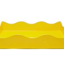 The Lacquer Company X Rita Konig Belles Rives large lacquer tray