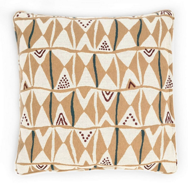Soho Home x Pierre Frey Benin Cushion