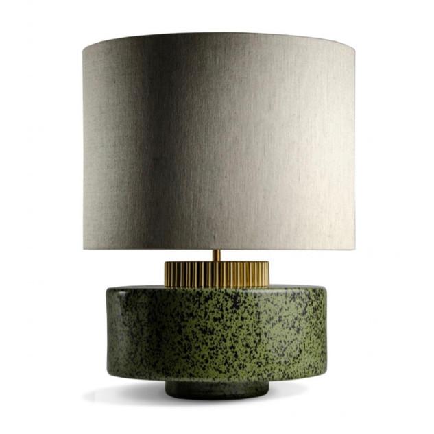 MARLOWE LAMP FENNEL   CLB46