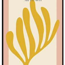 Matisse Cutouts Poster