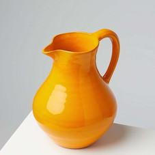 Jarra Yellow Terracotta Vase